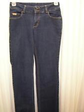 c49f431f Jeans Denim Ladies FUBU The Collection Size W 7/8 Waist 30