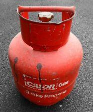 More details for calor propane cylinder  3.9kg   empty - caravan,  patio,  engineering,  roofing