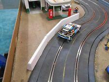 1/32 slot car Scenery Jersey Barrier Guard Rails Concrete Ninco Scalextric etc.