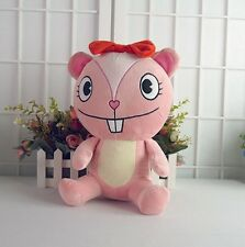 Happy Tree Friends HTF Pink Giggles Soft Plush Stuffed Toy Doll gift 32cm/13''