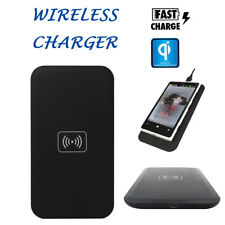 Universal Portable Qi Wireless Charger Charging Pad Panel Transmitter Receiver