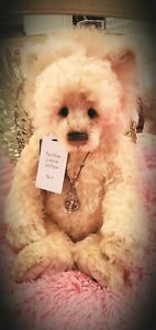 Charlie Bears PIPE DREAM 2020 Isabelle Bears Mohair Collection - NEW!