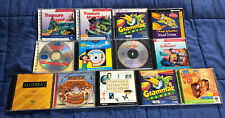 (13) Thirteen PC - CD Rom Educational Software Computer Games 5 to 12+ Years