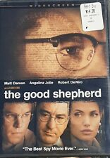 The Good Shepherd (Dvd, 2007,Anamorphic Widescreen)Robert De Niro Factory Sealed