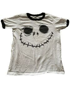 Disney Jack Skellington Nightmare Before Christmas T-Shirt Kids Size XS 4
