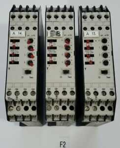*PREOWNED* LOT OF 3 SIEMENS Simatic S5-110 6ES5 380-7AA12 Timer Modules Warranty