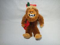 Christmas Bigfoot Sasquatch Holiday Soft Plush Stuffed Animal Figure Unique Gift