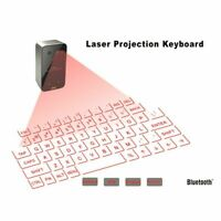 Laser Keyboard Wireless Virtual Projection Portable For Iphone Android Smart Pho