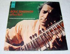 Ravi Shankar in New York LP World Pacific WPS-21441 Gate Excellent Disc