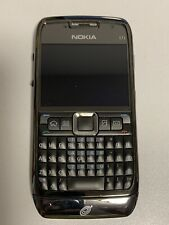 "Nokia E Series E71 Gray Unlocked Smartphone Tracfone Cell Phone Mobile ""AS IS"""