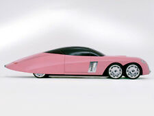 "2004 Ford Thunderbird Fab1 Concept Car 11 x 14""  Photo Print"