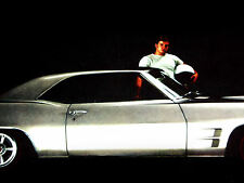 1969 PONTIAC FIREBIRD 400 ORIGINAL AD *Trans-Am/door/hood/decal/bumper/wheels/ta