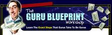 Guru Blueprint Workshop Video Tutorials on 1 CD