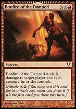 1x Bonfire of the Damned Avacyn Restored MtG Magic Red Mythic Rare 1 x1 Card