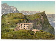 Engelberg Valley Hotel trubsee OBERLAND BERNOIS A4 papier photo