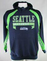 Seattle Seahawks NFL Hands High Men's Pullover Hoodies