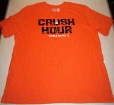 MLB Baltimore Orioles Chris Davis Crush Hour T-Shirt, XXL, Orange, Free Shipping