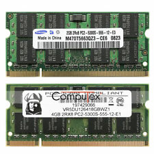 6GB (4GB+2GB) DDR2-667Mhz PC2 5300 Memory For Apple MacBook Pro iMac 2007 2008