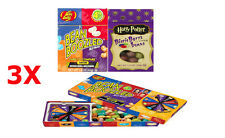 3 PCS  1 Jelly Belly Spinner Game Box + 1 Bean Boozled + 1 Harry Potter #102243E