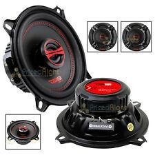 """DS18 5.25"""" 135 Watts Max Power 2 Way Coaxial Speaker 4 Ohm GEN-X5.25 Set of 2"""