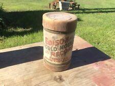 Antique Thomas Edison Gold Moulded Records , Advertising, 5720 Irish Rose ?