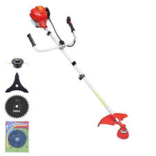 Garden Hedge Trimmer 52cc 3 in 1 Multi Tool Petrol Strimmer Brushcutter Chainsaw