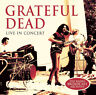The Grateful Dead : Live in Concert CD (2018) ***NEW*** FREE Shipping, Save £s