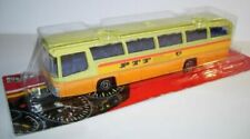 Bus miniatures jaunes 1:87