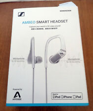 Sennheiser Ambeo Smart Headset With Zightning Conector For Apple