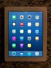 Used Apple iPad 4th Gen. 16GB, Wi-Fi, 9.7in - White