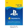 PlayStation Plus Suscripción 3 Meses / 90 Días Código de descarga PSN PS4 ES