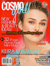 Cosmo Girl 8/06,Keira Knightley,August 2006,NEW