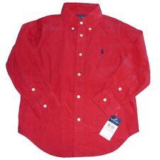 Festliche Ralph Lauren Langarm Jungen-T-Shirts, - Polos & -Hemden