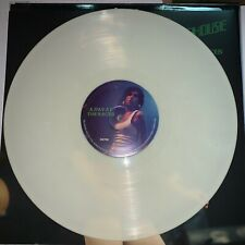 AMY WINEHOUSE, A DAY AT THE RACES (IRELAND 08)WHITE COLORED VINYL LP, NEW IMPORT