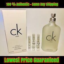 fd0ff88c27a50 Calvin Klein CK One EDT Travel Size Perfume 10ml unisex Sample Spray