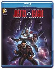Film in DVD e Blu-ray in blu-ray: region free Justice League