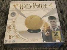 Harry Potter Golden Snitch 3D Puzzle by 4D Cityscapes