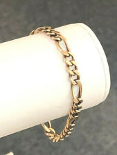 10K GOLD BRACELET LINK YELLOW GOLD 4.7 GRAMS