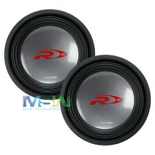 "(2) ALPINE SWR-1522D 15"" Type-R DUAL 2-OHM CAR AUDIO SUBWOOFERS SUB WOOFERS PAIR"