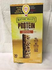 NATURE VALLEY PROTEIN CHEWY BARS PEANUT BUTTER AND DARK CHOCOLATE 30 BARS 11/17