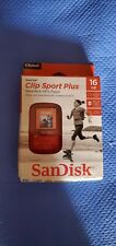NEW SanDisk MP3 Player - 16GB (4000 Songs) - BLUETOOTH -