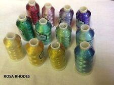 Marathon Polyester Embroidery Machine Threads