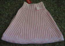 Gymboree Tres Fabulous HTF pink cable sweater poncho NWT 5 6 school
