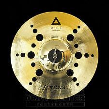 "Istanbul Agop Xist Ion Splash Cymbal 10"" - Video Demo"