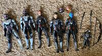 MARVEL LEGENDS QUANTUM SUIT Avengers Endgame LOT (Read Description)