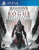 Assassin's Creed Rogue Remastered PS4 (Sony PlayStation 4, 2014) Brand New