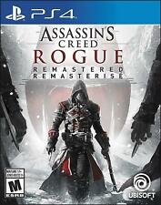 Assassin's Creed Rogue Remasterizado PS4 (Sony PlayStation 4, 2014) Nueva