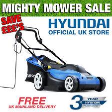 """Hyundai Electric Lawnmower 1600w 15"""" Cutting 38cm Width Lawn Mower HYM3800E"""
