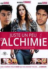 DVD Juste Un Peu D'Alchimie Film Comédie De Alfonso Albacete Avec Fernandez Ana