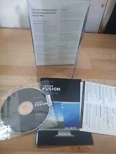 VMWare Fusion 1.0 for Mac w/ Manual